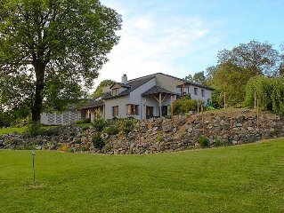 Vacation home Vyhlidka Dubiny  in Pysely, Central Bohemia - 12 persons, 6 bedro