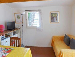 Vacation home Les Palombes  in Lacanau, Gironde - 4 persons, 1 bedroom