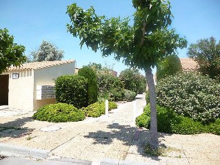 Vacation home Les Leucatines 3  in Port Leucate, Herault - Aude - 4 persons, 1