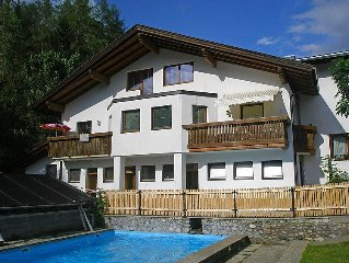 Apartment Camping Rossbach  in Nassereith, Tyrol - 4 persons, 2 bedrooms