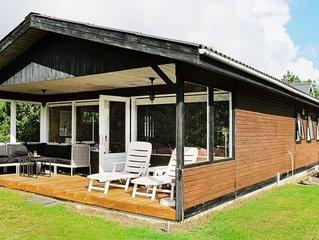 Ferienhaus Hou/Lagunen  in Hals, Nordjutland - 5 Personen, 3 Schlafzimmer