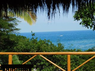 Secluded Romantic Private Beach Bungalow  Exotic Escape