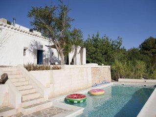 Autentica casa rural 100% Ibiza