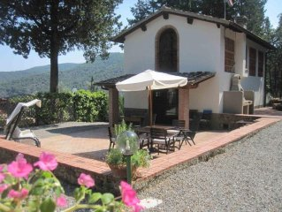 Villa in Chiocchio with 2 bedrooms sleeps 6