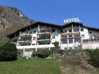 Ferienwohnung Platten  in Gersau, Zentralschweiz - 2 Personen, 1 Schlafzimmer