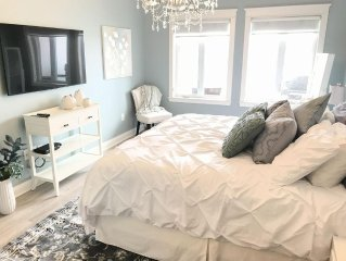 Luxury Waterfront Condo located downtown Charlottetown