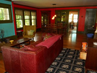 Arts and Crafts Bungalow Close to Suny and Near Town