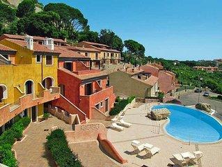 Apartment Borgo Punta Villa  in La Maddalena, Sardinia - 2 persons, 1 bedroom