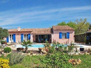 Ferienhaus in Regusse, Cote d'Azur Hinterland / Var - 4 Personen, 2 Schlafzimmer