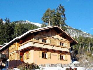 Apartment Haus Alpenblick  in Pettneu am Arlberg, Arlberg - 5 persons, 1 bedroom