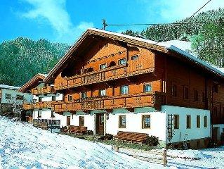 Apartment Schusterhausl  in Schwendau, Zillertal - 12 persons, 5 bedrooms