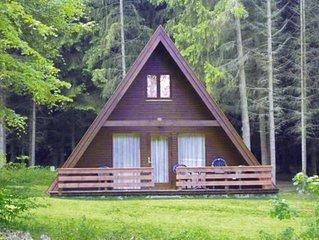 Holidy park Twistesee, Bad Arolsen  in Hessen und Sauerland - 4 persons, 2 bedr