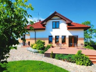 Holiday accomodations, Cisowo  in Dabki bis Slupsk - 16 persons, 10 bedrooms