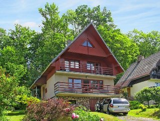 Vacation home Haus Augulis  in Cerny Dul/Cista, Giant Mountains Sudety - 5 pers
