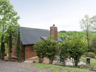 You will also enjoy comfort, privacy, and the Riverbend at Lake Lure amenities.