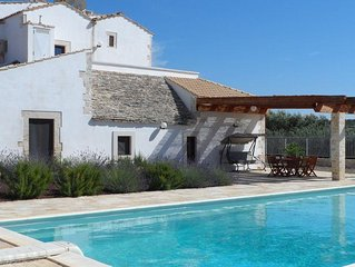 Beautifully restored 16th Century farmhouse with large private pool