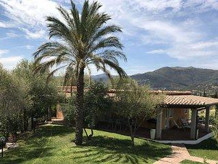 Pregevole villa unifamiliare con ampio giardino