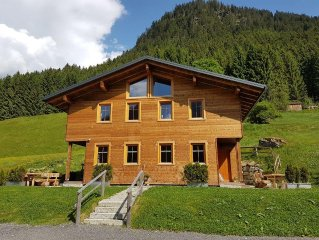 Maisass cottage Neuberg Alm - Holidays in the Montafon mountains with sauna