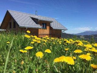 Luxuriöses Ferienhaus mit Sauna, direkt an der Skipiste