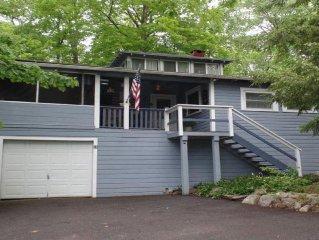 Charming Adirondack Style Summer Home