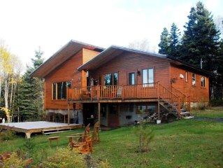 Amazing Quebec Cabin