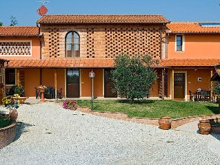 Vacation home Casa Ponziani  in Orentano, Lucca, Pisa and surroundings - 8 pers