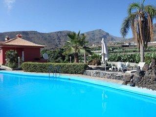 Finca Los Llanitos I - Country house for 4 people in Santiago del Teide