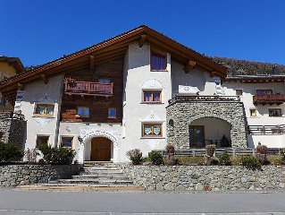 Apartment Chesa Filia  in La Punt Chamues - ch, Engadine - 6 persons, 3 bedrooms