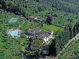 Apartment Villa Grassina  in Pelago, Florence Countryside - 2 persons, 1 bedroom