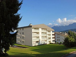 Apartment Ner A  in Flims, Surselva - 2 persons, 1 bedroom