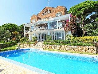 Vacation home Urb Tres Turons  in Arenys de Munt, Barcelona Costa Norte - 9 per
