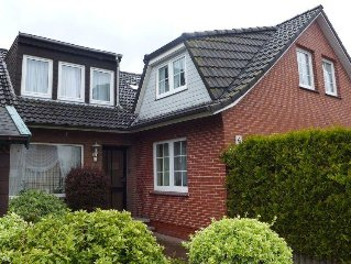Apartment Strandlaufer  in Norddeich, North Sea - 4 persons, 2 bedrooms