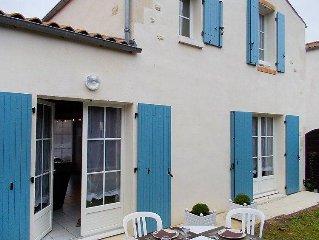 Ferienhaus L'Oree du Parc  in Vaux Sur Mer, Poitou - Charentes - 4 Personen, 2 S