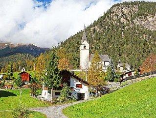 Vacation home Albula  in Davos - Schmitten, Praettigau/ Landwassertal - 6 perso