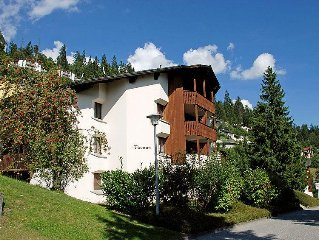 Apartment **** Grisch (Utoring)  in Flims, Surselva - 2 persons, 1 bedroom