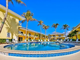 Apartment Blue water  in Fort Myers Beach, Florida South - West - 5 persons, 1