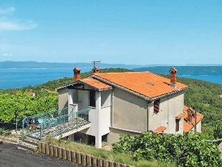 Apartment Landhaus Johan  in Brsec, Istria - 5 persons, 2 bedrooms