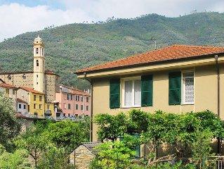 Apartment Casa Argentina  in Badalucco, Liguria: Riviera Ponente - 6 persons, 2