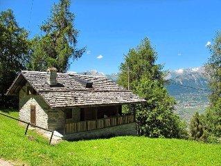 Vacation home Chalet La Laiterie  in Veysonnaz, Les 4 Vallées ( Valais) - 8 per