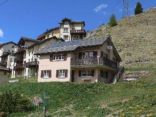 Apartment **** Milan  in Bivio, Viamala/ Surses/ Albulatal - 4 persons, 1 bedro