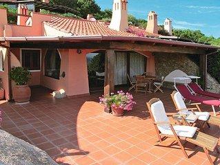 Ferienhaus Villa Rei  in Porto Rafael - Palau, Sardinien - 7 Personen, 2 Schlafz