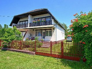 Vacation home Balaton H353  in Balatonbereny, Lake Balaton - South Shore - 10 p