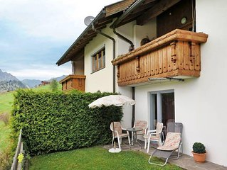 Apartment Ferienwohnung  in Nauders, Oberinntal - 4 persons, 1 bedroom