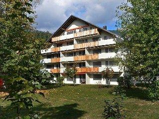 Ferienwohnung Val Signina  in Laax, Surselva - 2 Personen, 1 Schlafzimmer