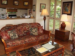 Molokai Vacation Properties- Paniolo Hale 1/bed Garden View