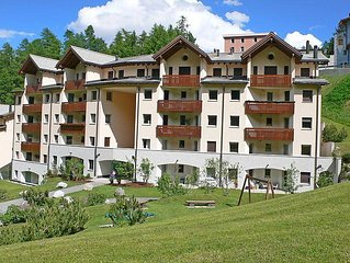 Apartment Chesa Flora 53  in St. Moritz, Engadine - 4 persons, 1 bedroom