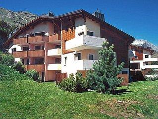 Apartment Pra d'Sura (Utoring)  in Maloja, Engadine - 2 persons, 1 bedroom
