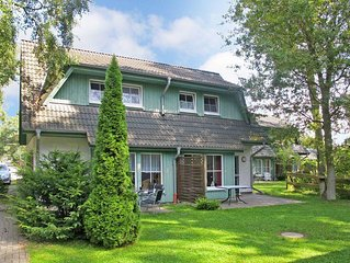 Vacation home Doppelhaushalfte  in Zinnowitz, Usedom - 4 persons, 2 bedrooms
