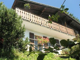 Vacation home Les 3 Marmottes  in Moléson, Freiburg - 6 persons, 3 bedrooms