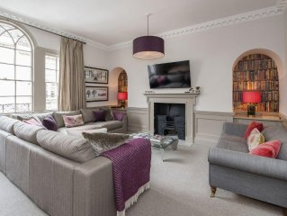 Spacious Georgian townhouse in the centre of Bath ideal for groups